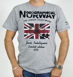 GEOGRAPHICAL NORWAY JIVALTA T-SHIRT