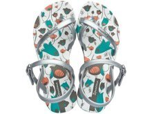 IPANEMA FASHION SD III KIDS 81715 20932 WHITE/SILVER